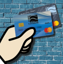 Take Control with a First Citizens Debit Card