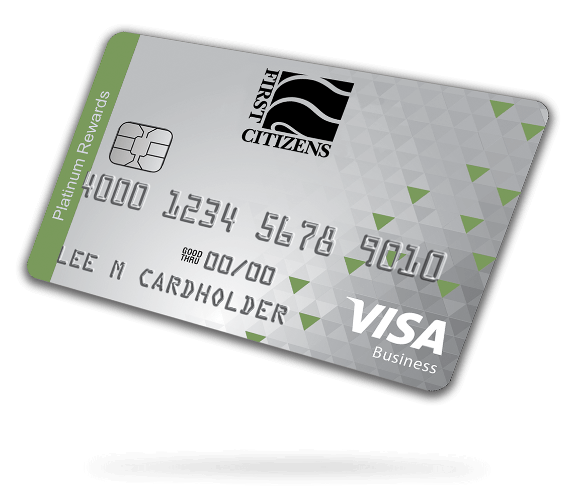 picture of business credit card - Citizens Bank Business Credit Card
