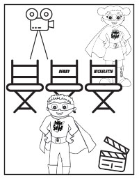 books to movies activity sheet 2 preview